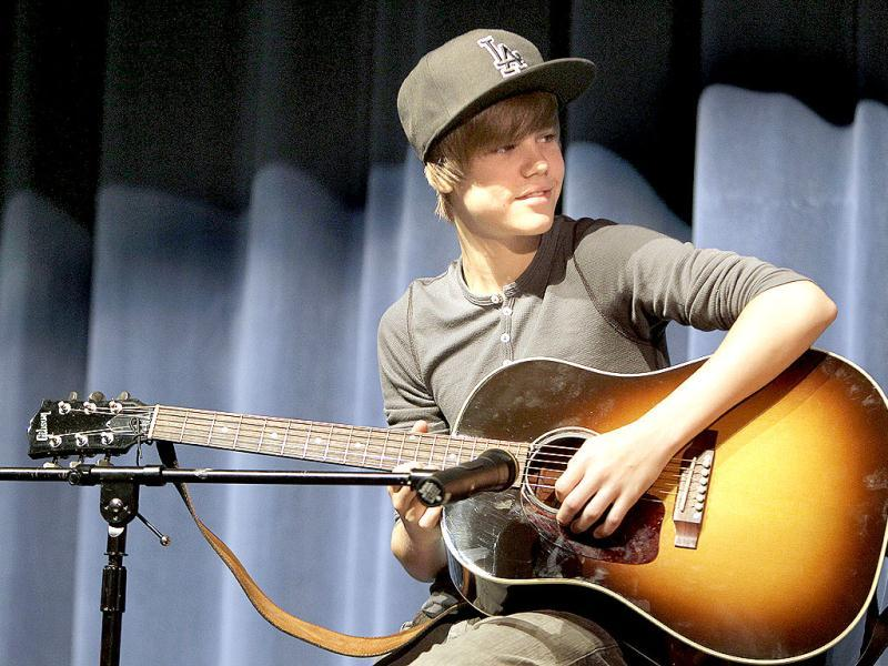 Baby hitmaker Justin Bieber is ready with his third album Believe. Its first single Boyfriend has got good reviews.