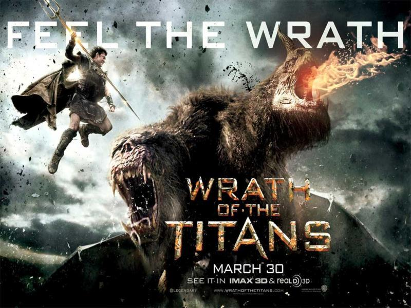 Mythological film Wrath of the Titans hits theatres today. The legendary tale is about how Perseus (Sam Worthington) braves the treacherous underworld to rescue his father, Zeus (Liam Neeson) from Ares (Édgar Ramírez)and Hades (Ralph Fiennes). So are you ready to face the wrath?
