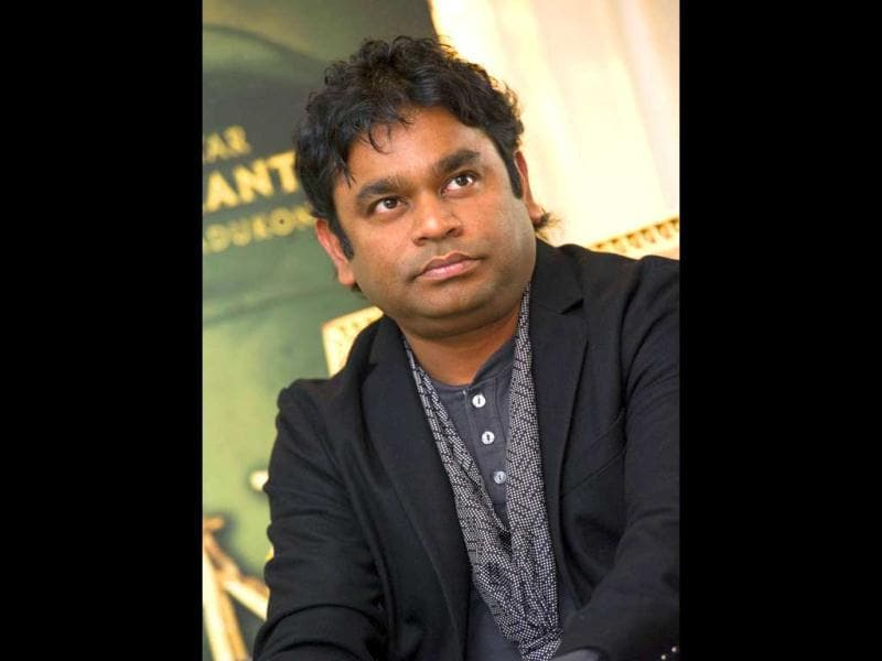 Academy and Grammy award winner AR Rahman has composed the music for the Tamil film starring the Southern superstar.