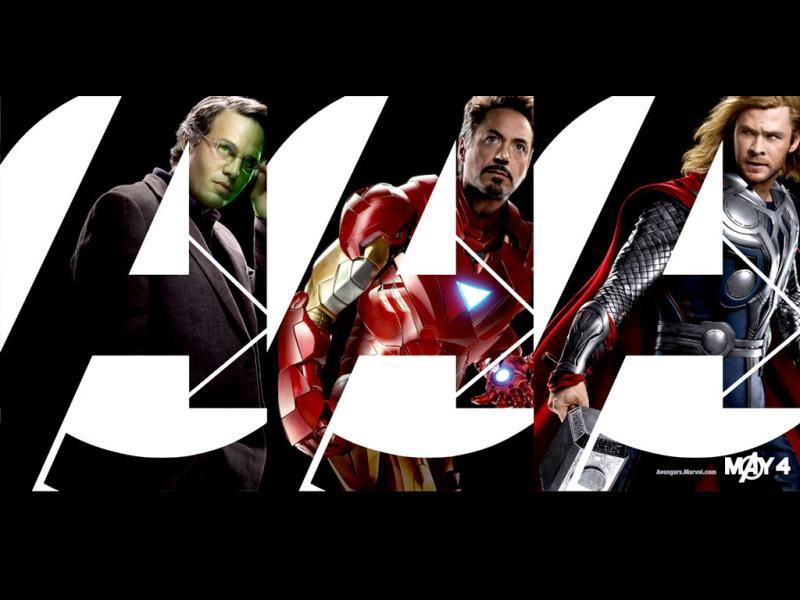 The Avengers will release in India on April 27.