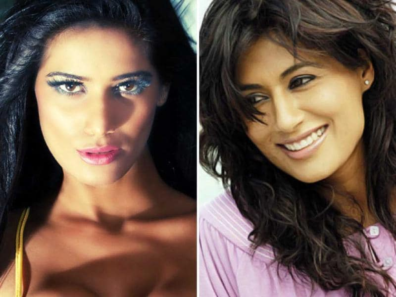 The war between the fake Chitrangada Singh and Poonam Pandey also became a talking point.