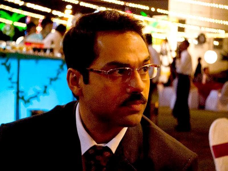 Abhay Deol plays the role of Krishnan, an IAS officer posted in Maharashtra.