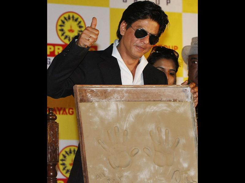The Prayag Film City museum will preserve the hand impressions of other Bollywood and regional film actors as well.