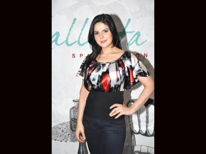 Zarine Khan needs to shed that weight.