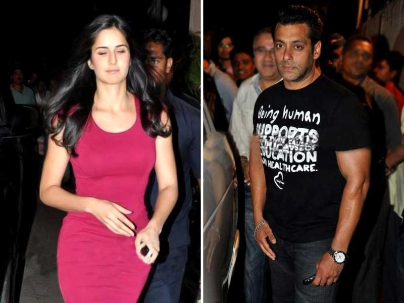 Salman Khan and Katrina Kaif were among many celebs who attended the opening of Kallista spa. Here's a look.