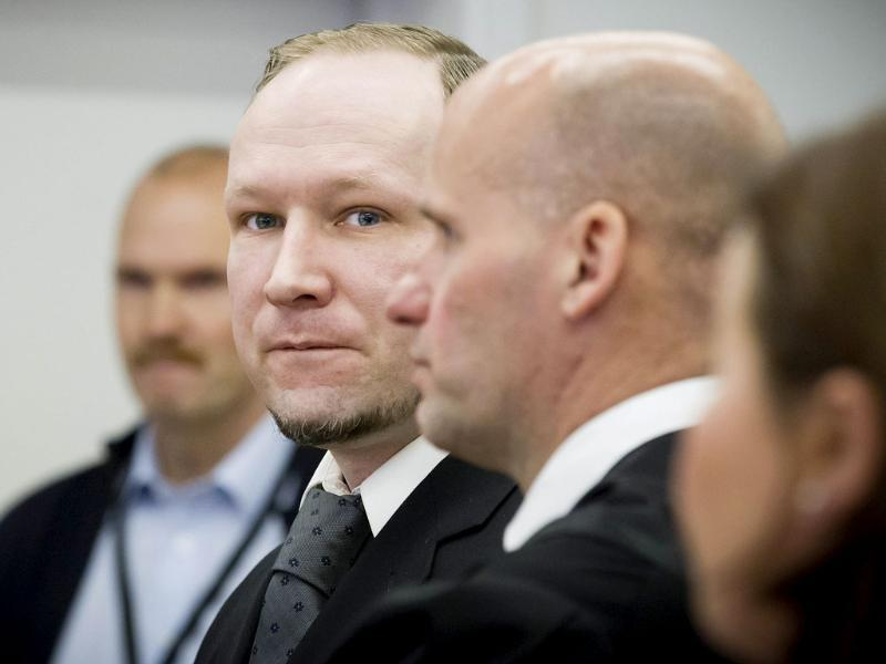 During the trial on Monday, Brevik insisted,
