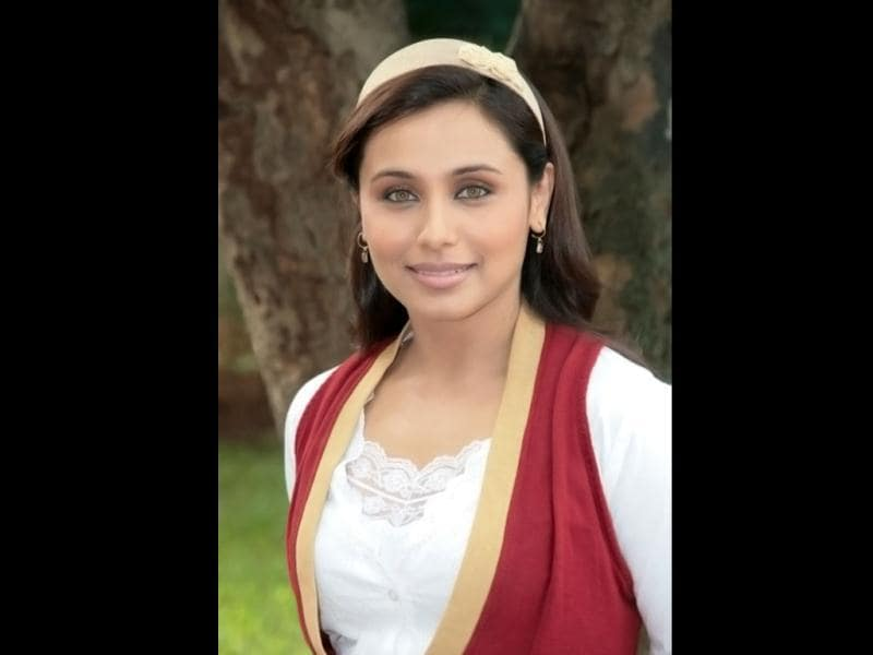 Dusky actor Rani Mukerji made it big with her acting talent.