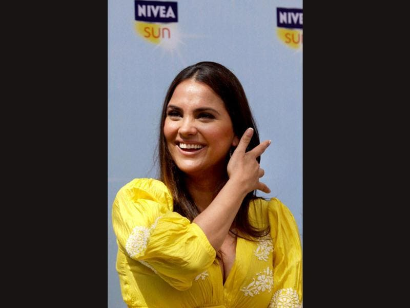 Lara Dutta is always known for her style and even during pregnancy the actor was spotted at her stylish best.