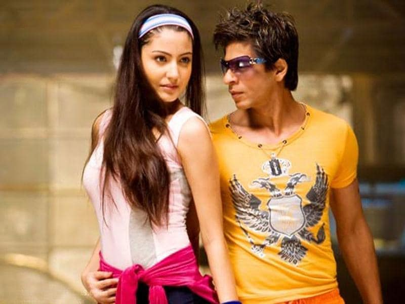 Anushka Sharma started her career opposite SRK in Rab Ne Bana Di Jodi.