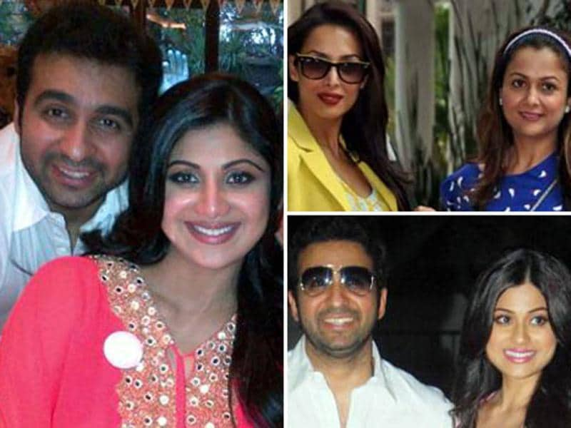 Shilpa Shetty's baby shower was a star studded affair. Find out who all from B-Town came to bless the actor.