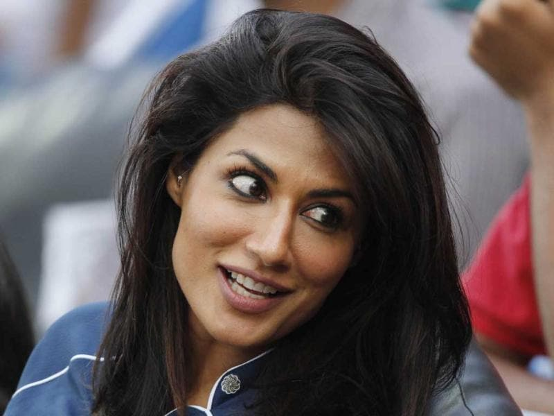 Chitrangada Singh during a conversation.