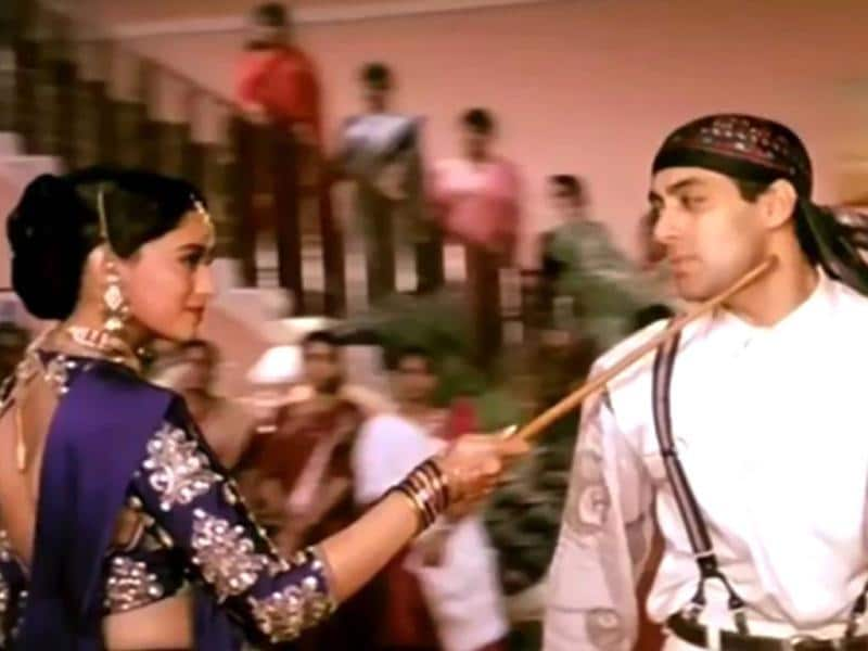Didi Tera Dewar Deewana: The song from Hum Aapke Hain Koun created a history of sorts in terms of popularity.