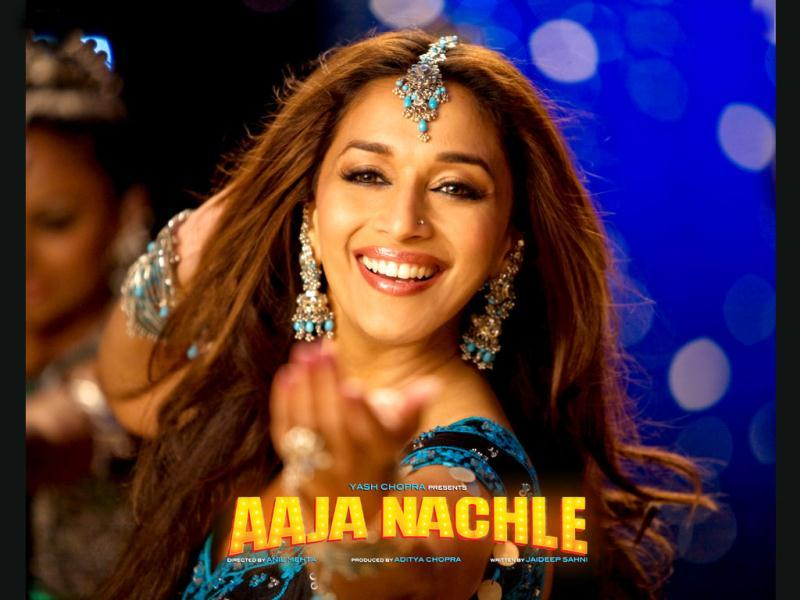 Aaja Nachle: Though the film bombed, the song clicked. It created a controversy though.