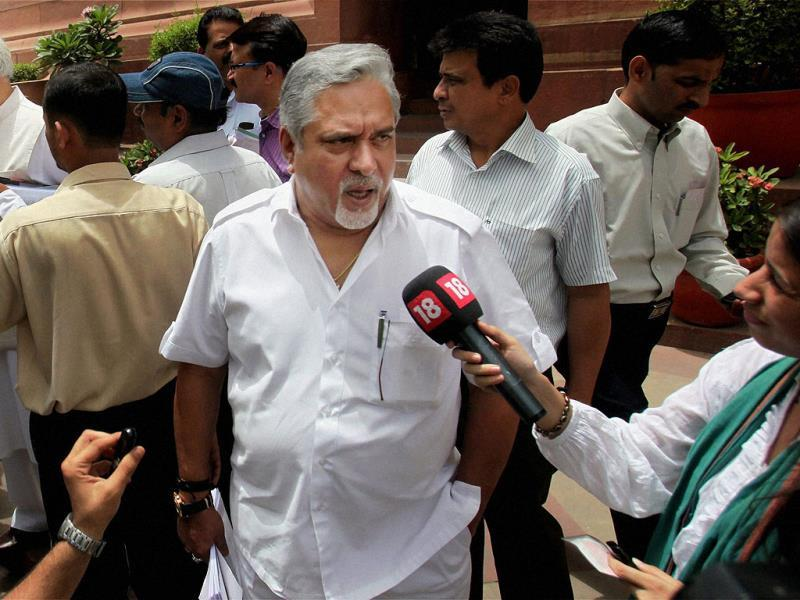 Vijay Mallya has been in the dock ever since his ambitious airline venture Kingfisher landed in financial troubles and got eventually grounded in October 2012. (PTI File Photo)