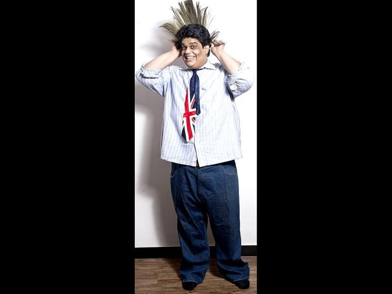 Tanmay Bhat is maid to make you laugh.