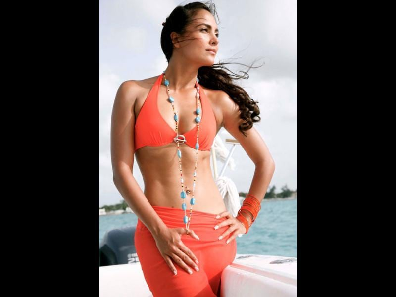 Lara Dutta has a body to die for, but she hasn't had many opportunities to prove herself as an actor.