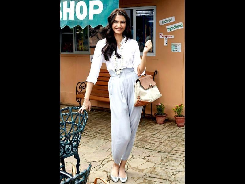 Sonam Kapoor gets it right every time where style is concerned, however, that is not the case with her acting.
