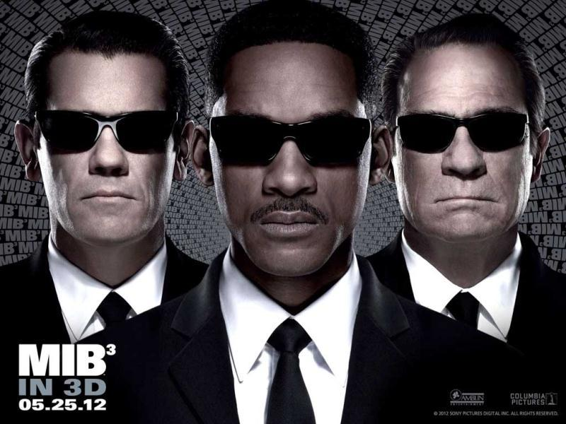 The Men in Black are back how and guess what... this time there are 3 of them! Confused? Find out more about the third installment of the franchise.