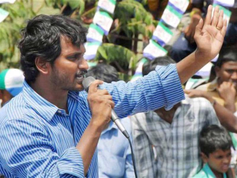 B.Com graduate, Jagan Mohan Reddy claims the corruption cases against him are a conspiracy being hatched against him by Congress in collusion with TDP CBI. PTI Photo