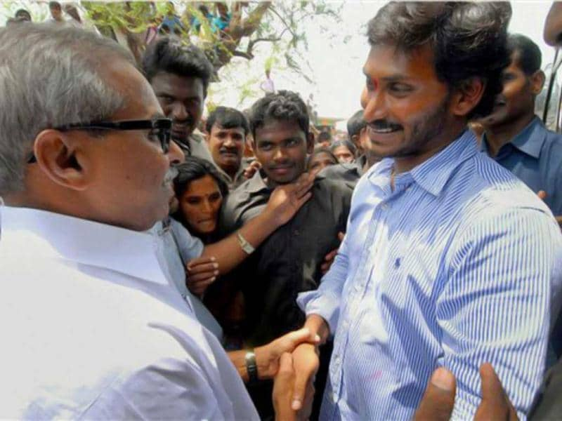 Jagan Mohan Reddy is also accused of conspiring with his father to dole out favours to companies which invested in his businesses in a quid pro quo arrangement. PTI Photo