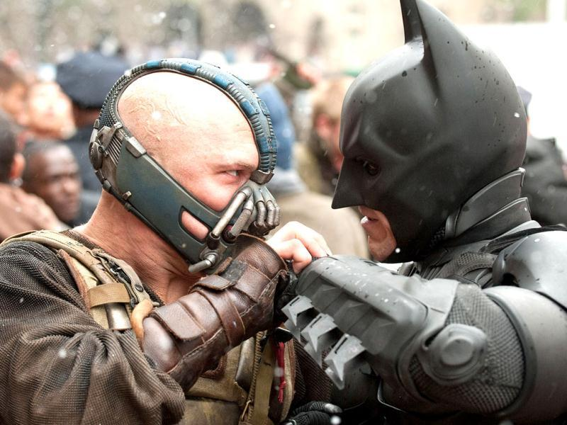The face-off between Bane and Batman is definitely one to watch out for.
