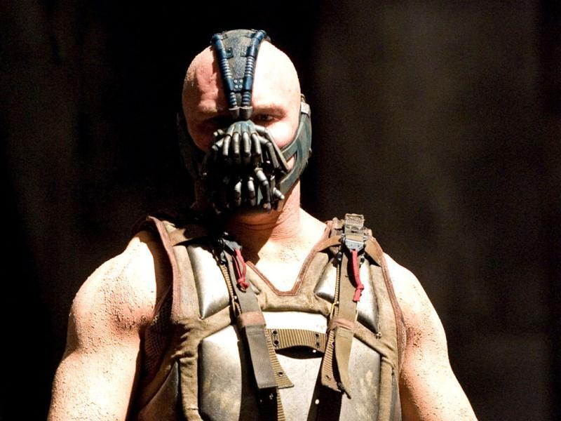 Years after Batman took the fall for Two Face's crimes, a new terrorist leader, Bane, overwhelms Gotham's finest.