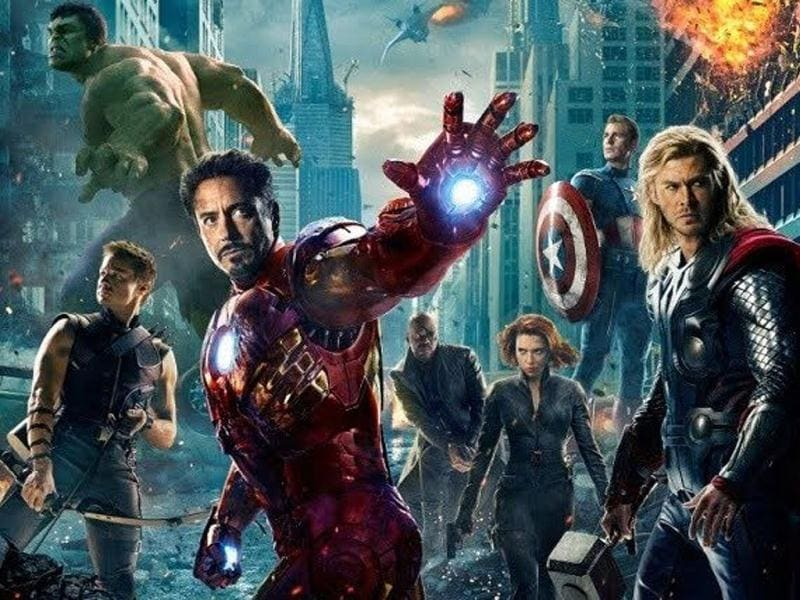 The Avengers: Marvel's The Avengers is a 2012 American superhero film based on the Marvel Comics superhero team of the same name. It set numerous box office records, including the biggest opening weekend in North America, and tied the record for the fastest film to gross $1 billion worldwide.