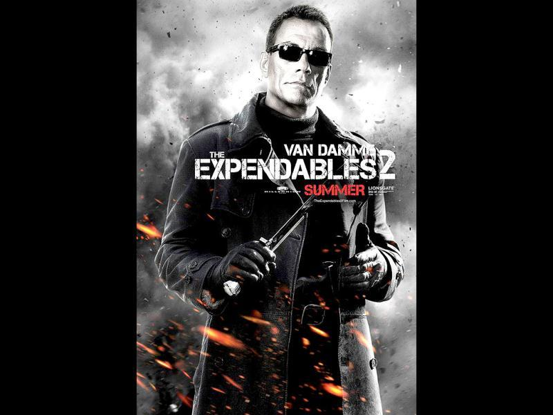 The Expendables 2Starring classic action heroes Stallone, Schwarzenegger, Willis, Van Damme, Lundgren and Jet Li, plus a new breed with Liam Hemsworth and Jason Statham, who join the team. This sequel brings the Expendables together again on a quest for revenge and an unexpected threat. Directed by Simon West (Lara Croft: Tomb Raider).Release dates: August 16-17 worldwide
