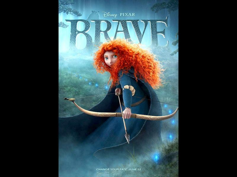 Brave in 3DRobbie Coltrane (Harry Potter), Emma Thompson (Nannie McPhee), Billy Connolly (Gulliver's Travels) and Craig Ferguson (How To Train Your Dragon) join Kelly MacDonald as Princess Merida in a modern animated fairy tale of a young girl whose archery and bravery stop a beast and end a curse.Release dates: July/August release