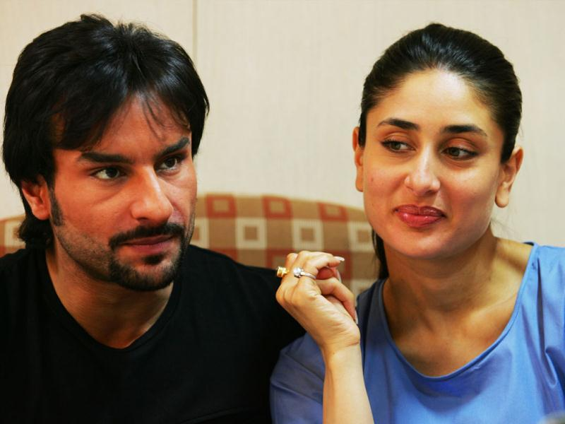 Kareena Kapoor and Saif Ali Khan are tight-lipped about their shaadi even as their Khan-daan has announced the date and venue.