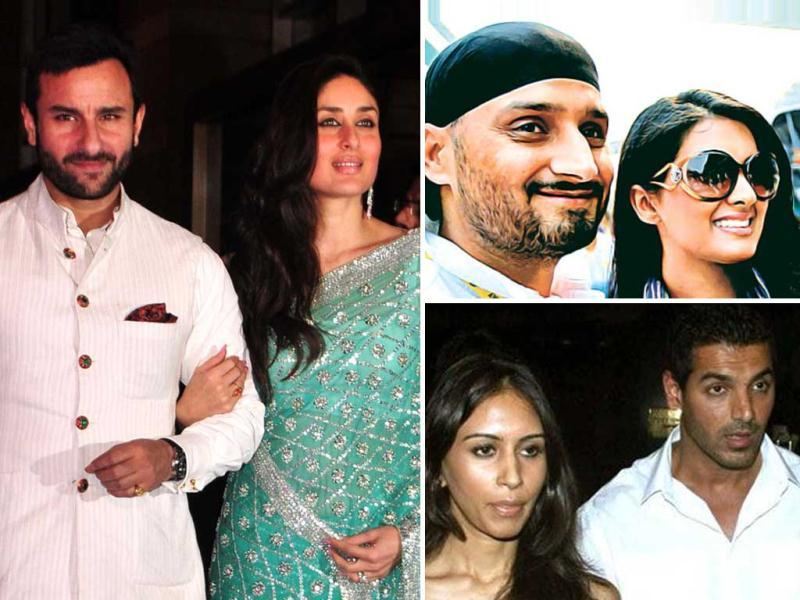 Recent weddings in Bollywood have been big band-baaja affairs, but the ones coming up this year have the couples keeping it low-key. Here's a look at the couples!