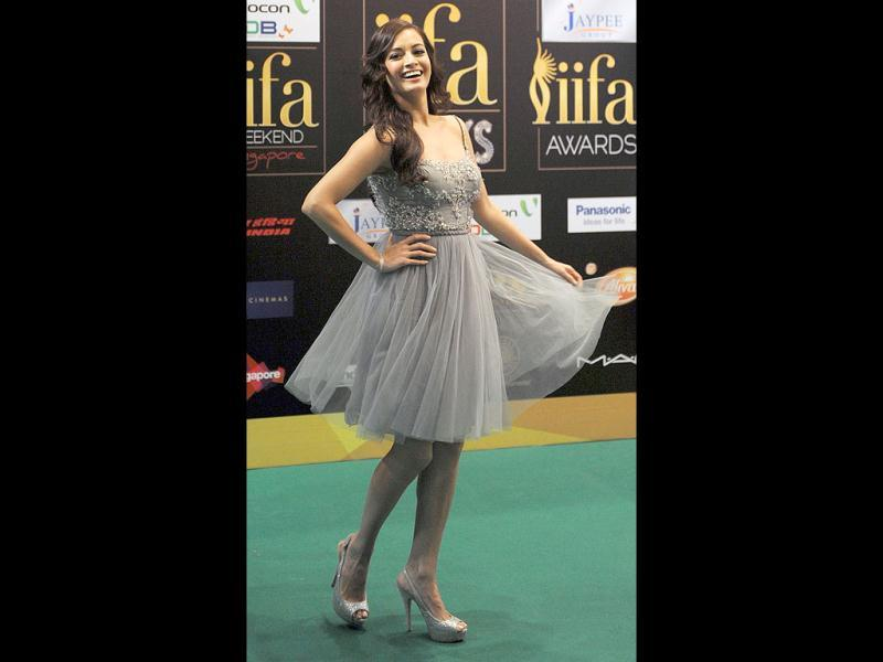 Dia Mirza's flowy dress does the trick!