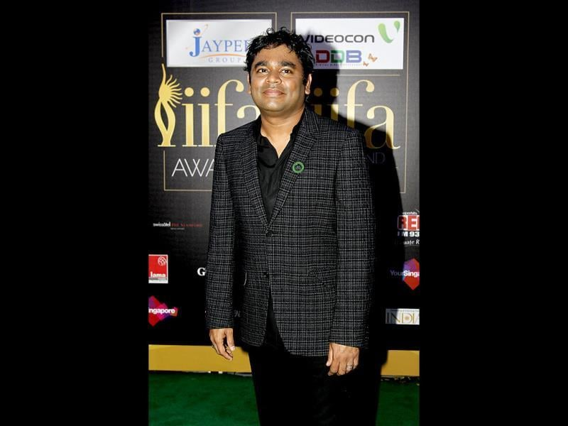 Music maestro AR Rahman was awarded with Best Music Direction for Rockstar.