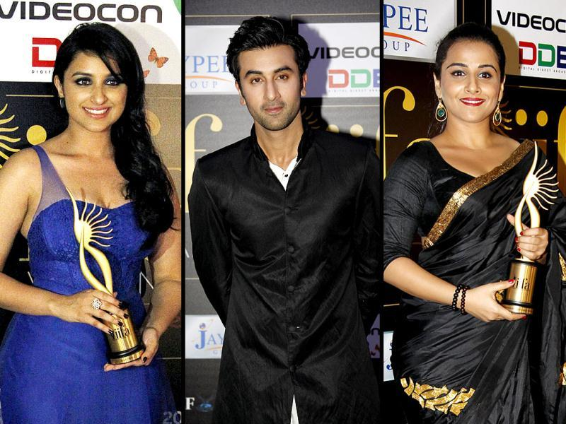 Here are the winners of IIFA Awards 2012! Ranbir Kapoor and Vidya Balan stole the show by bagging best actor and actress awards respectively. Check out the other winners from the gala event!