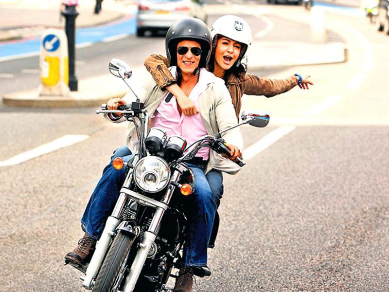 Raj (Shah Rukh Khan) and Taani (Anushka Sharma) from Rab Ne Bana Di Jodi are back in Yash Chopra's yet-untitled film.