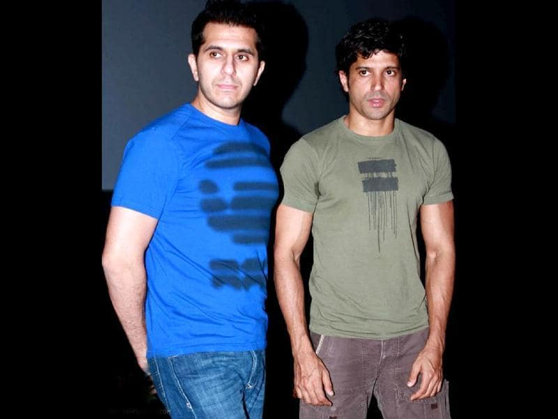 Farhan Akhtar and Ritesh Sidhwani own a production company together and have been friends since over a decade.