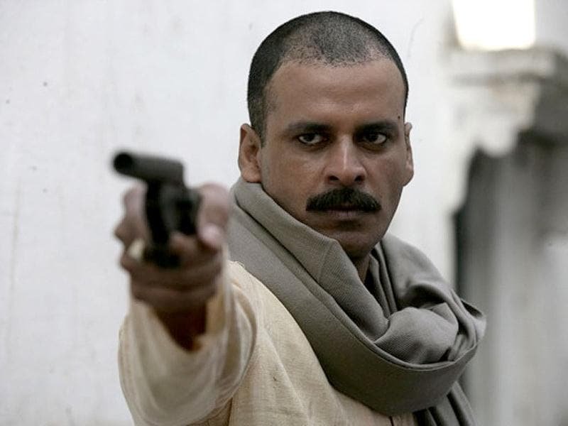 Manoj Bajpayee plays the role of Sardar Khan who vows to get his father's honor back, becoming the most feared man of Wasseypur.