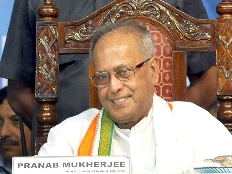 78-year-old Mukherjee is a man of unparalleled experience who has the rare distinction of having served at different times as foreign, defence and finance ministers.