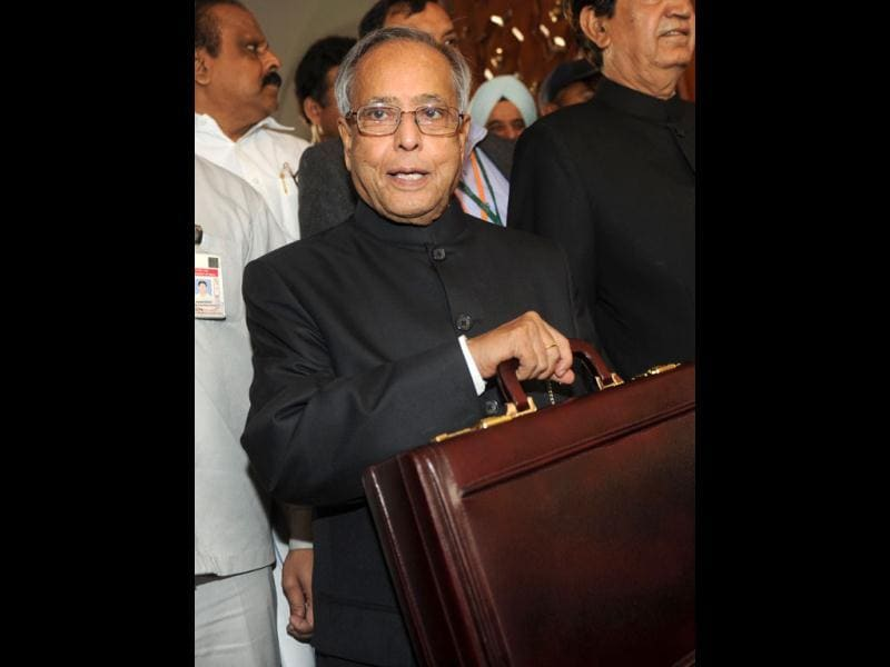 From the time he first became a minister for revenue and banking by Indira Gandhi in 1973, Mukherjee has held a variety of portfolios in successive governments. He first headed the finance ministry in 1982, and holds the same post today.