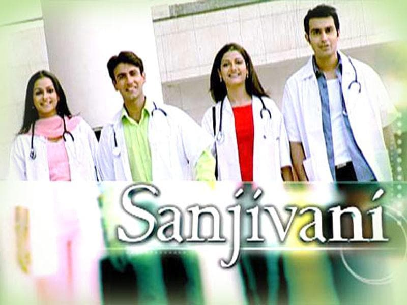 SanjivaniWe all remember Dr Shashank Gupta; tall, strapping, strict and reticent. This medical drama aired on Star Plus from 2002 to 2005 and gained popularity easily. Hospital interns, hospital politics, young love, major surgeries, jealousy, mature love; predictably, the focus of Sanjivani shifted from 'medical drama' to melodrama. But Dr Shashank remained in our hearts ever since.