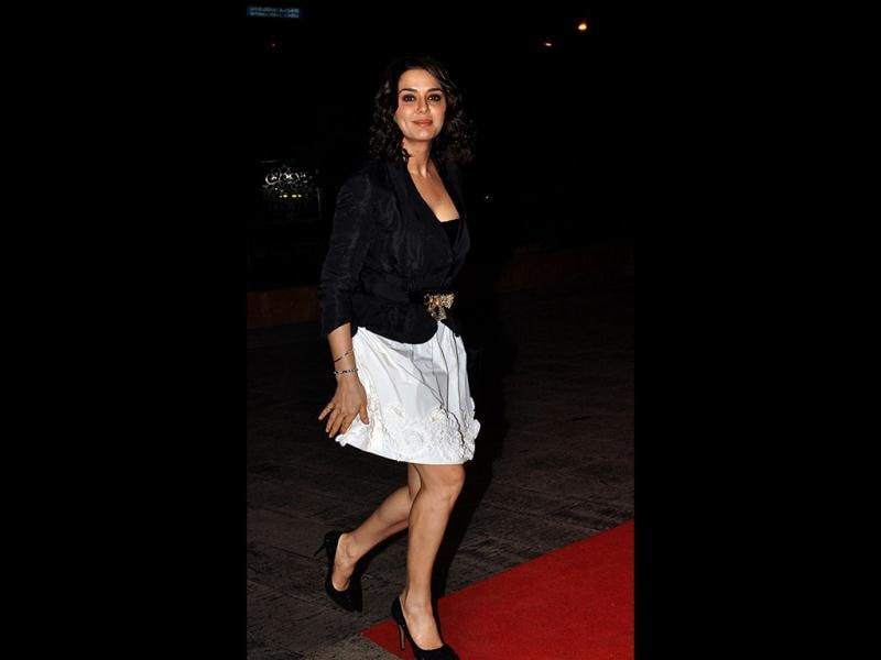 Ishkq in Paris is touted as Preity Zinta's comeback film.