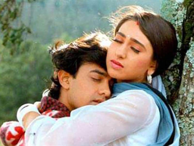 Karisma Kapoor was first recognised as a serious actor with Dharmesh Darshan's Raja Hindustani.