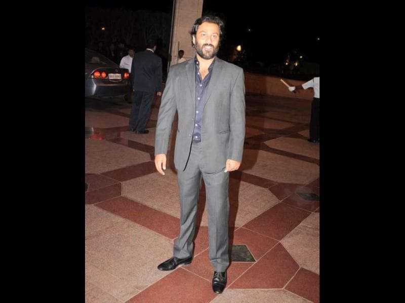Abhishek Kapoor also attended the ceremony.