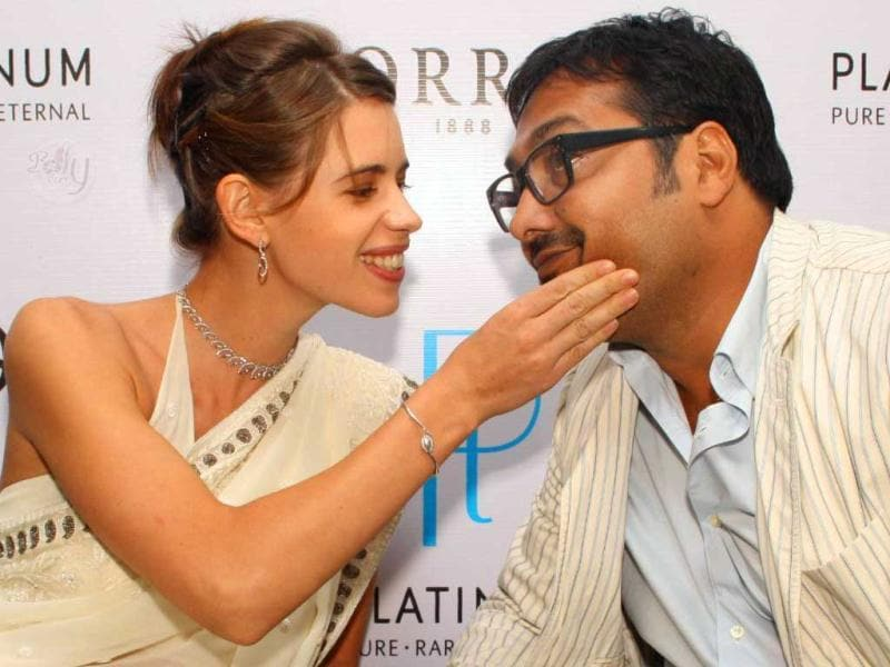 Kalki Koechlin is married to Anurag Kashyap, who is a divorcee and has a daughter, named Aaliya, with his first wife Aarti.