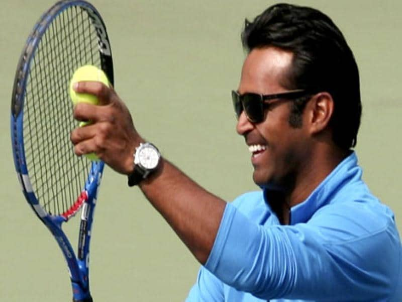 Video: Paes cools down
