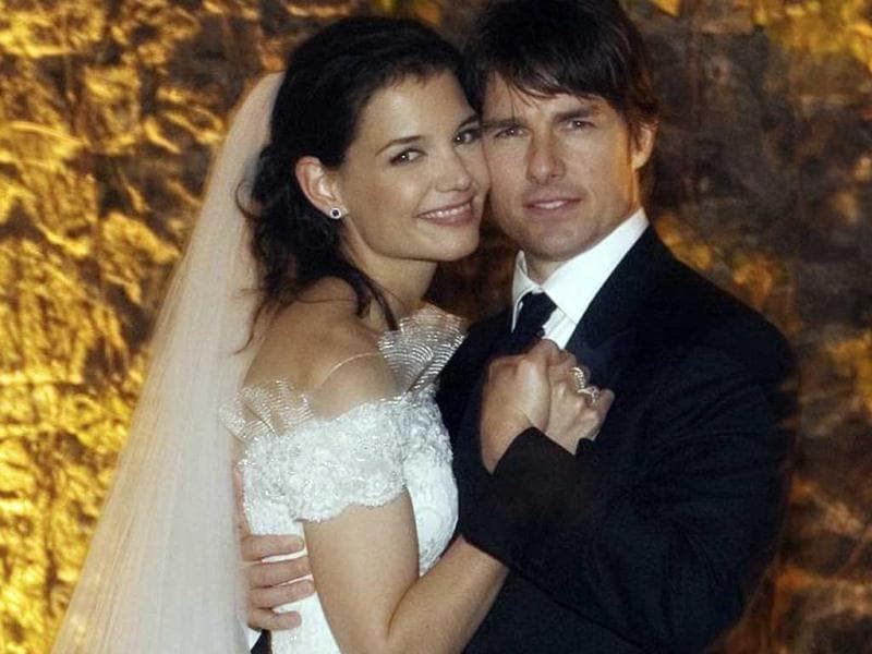 On November 18, 2006, Holmes and Cruise were married at the 15th-century Odescalchi Castle in Bracciano, Italy, in a Scientology ceremony attended by many Hollywood stars.