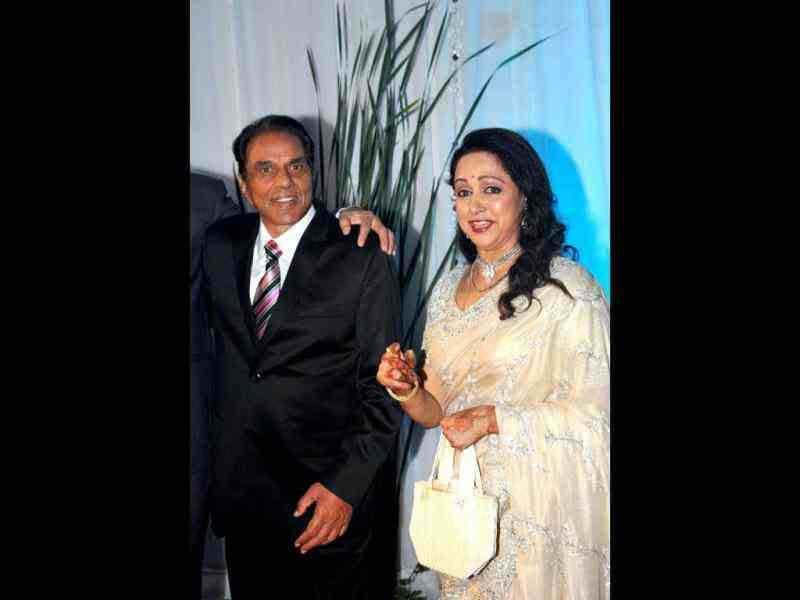 Dharmendra, expressed happiness for his daughter's marriage asserting Bharat as 'Mr. Perfect' for his daughter.