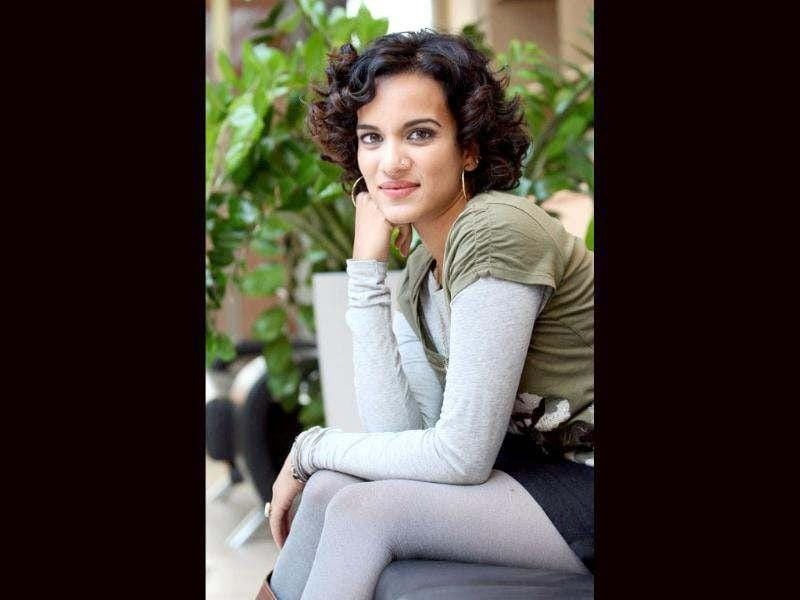 Singer Anoushka Shankar was pregnant with her first child with London-based filmmaker Joe Wright before marrying him.