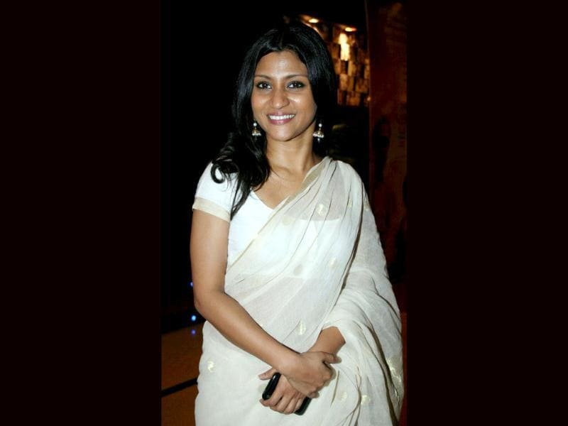 Bollywood actress Konkona Sen Sharma had a hush hush wedding with actor Ranvir Shourie as the actor was pregnant at the time of her wedding.