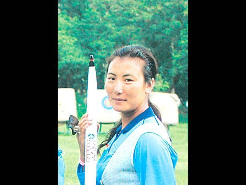 Chekrovolu Swuro (30). From Nagaland, she secured the Olympic quota berths by clinching team silver in the World Championships in Turin last year.